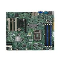 Supermicro - X9SCA-F - Motherboard - Atx - Lga1155-Sockel - C204 - 2 x Gigabit Lan
