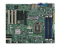 X9SCA-F - Motherboard - Atx - Lga1155-Sockel - C204 - 2 x Gigabit Lan