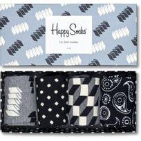 Happy Socks - Coffret Cadeau Chaussettes Optic – Mode