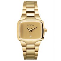 Nixon - Montre Small Player - All Gold / Gold