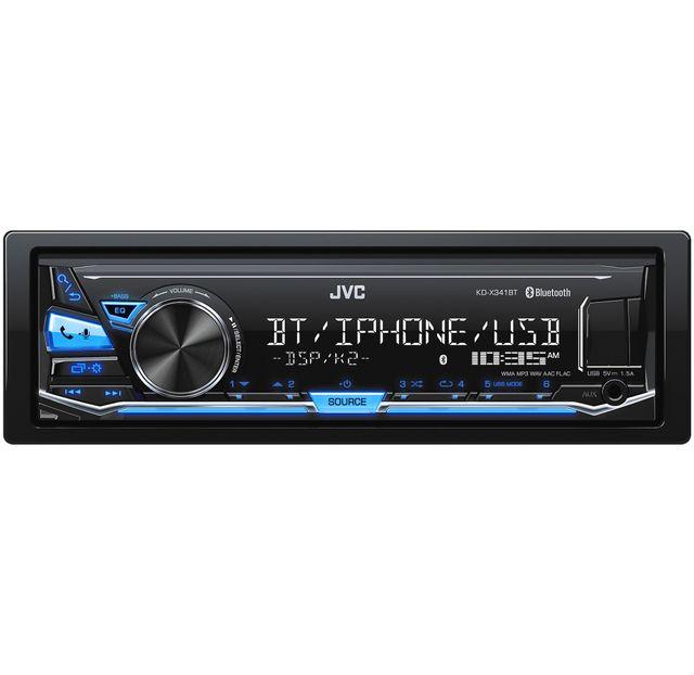 JVC Autoradio - KD-X341BT - Noir
