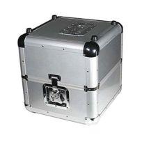 Kool Sound - Flight-case silver pour disques vinyle Alulp50-SL