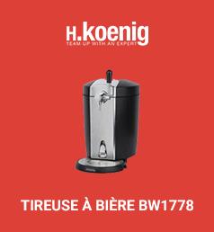 H.KOENIG Tireuse à bière BW1778