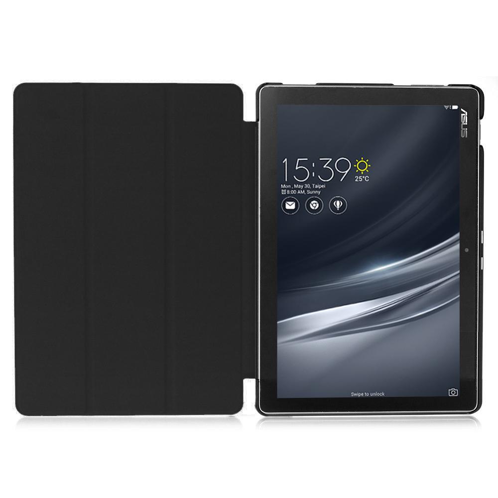 Etui Folio Smart Cover pour ZenPad Z300/Z301 Ibroz Noir