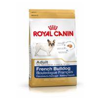 Royal Canin - Croquettes Bouledogue Français pour Chien Adulte - 3Kg