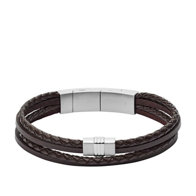homme bracelet cuir