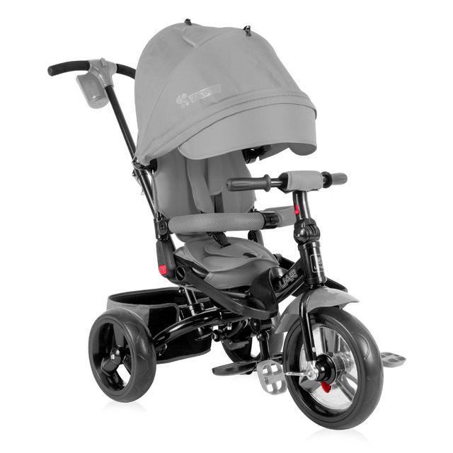 Lorelli tricycle volutif pour b b enfant jaguar gris pas cher achat vente tricycle - Bebe du jaguar ...