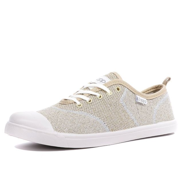 Kappa Keysy Femme Chaussures Or Multicouleur 36 pas cher
