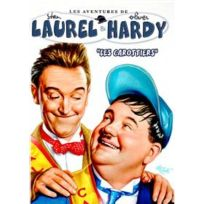 Tiffany - Stan Laurel & Oliver Hardy : Les carottiers
