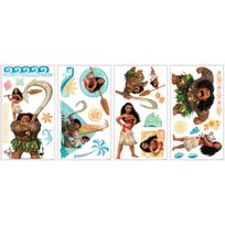 Roommates - 25 Stickers géants Vaiana Disney