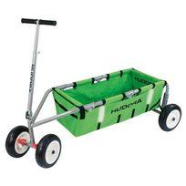 """Hudora - Chariot de Transport 10"""" Vert"""