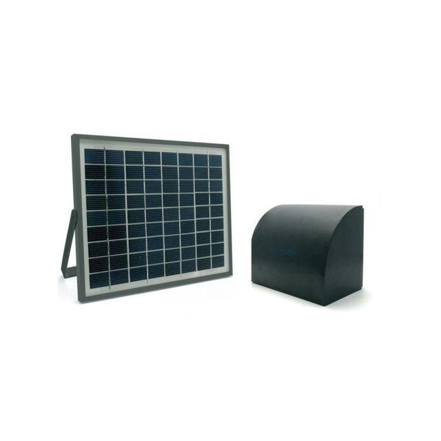 avidsen kit d 39 alimentation solaire 104373 pour. Black Bedroom Furniture Sets. Home Design Ideas