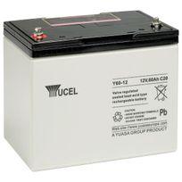 Yuasa - Batterie Yucel Y60-12