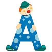 Janod - Lettre Clown A