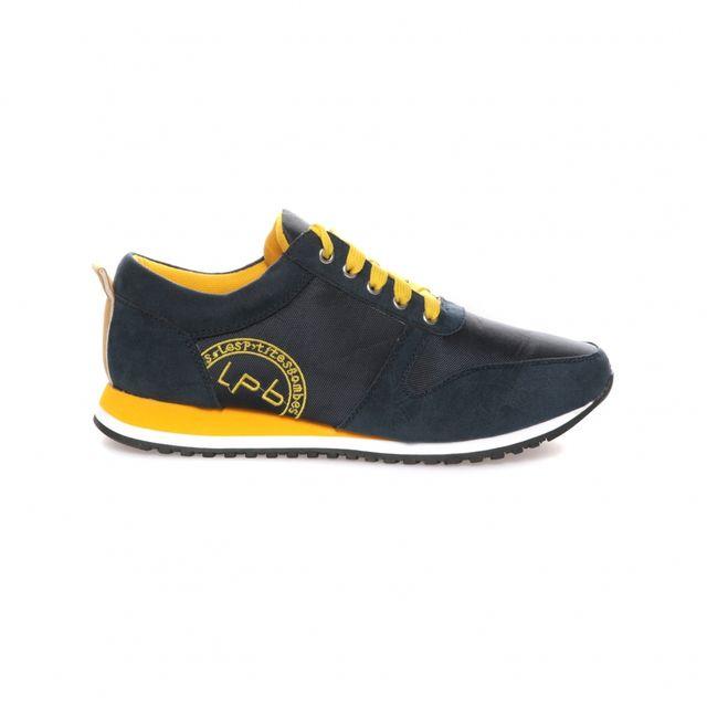 Lpb Shoes-les Petites Bombes - Basket Aster Navy - pas cher Achat ... 7f7c9ef79e20