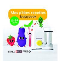 BEABA - Livre Mes P'tites recettes 13-24 mois - Version FR