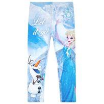La Reine Des Neiges - Disney Fille Leggings