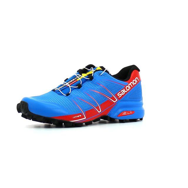 741706bd402 Salomon - Chaussure de Trail homme Speedcross Pro M - pas cher Achat    Vente Chaussures trail - RueDuCommerce