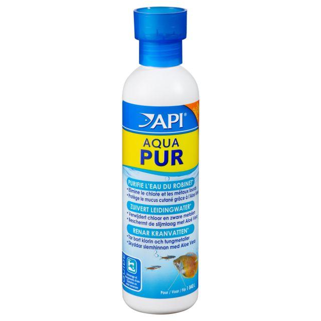 Rena Api - Conditionneur d'Eau Aqua Pur Stress Coat - 237ml