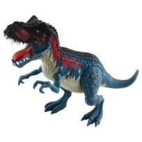 Chap Mei - Figurine Dino Valley sonore : Carnosaure bleu