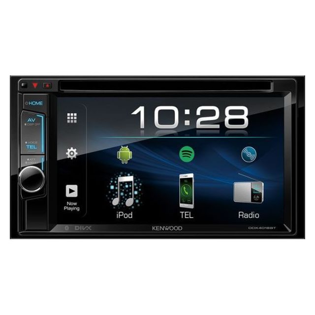 Kenwood Autoradio/VIDEO/GPS Ddx4018BT