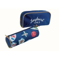 Longboard - Trousse ronde Rugby
