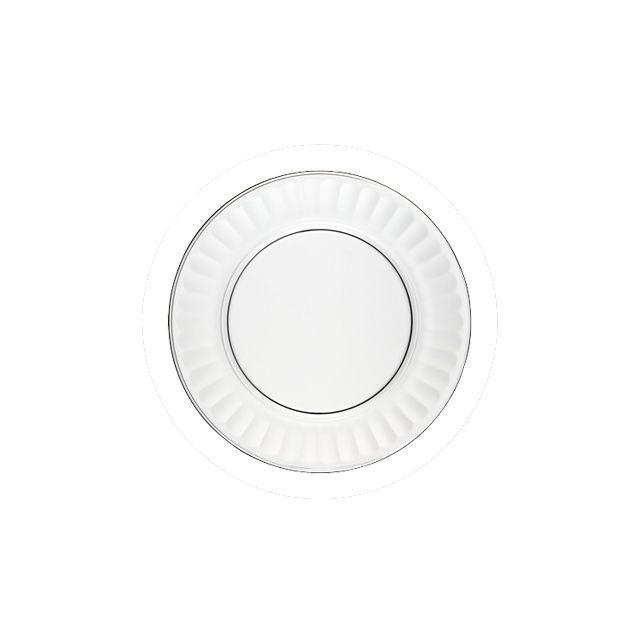 La Rochère Assiette à dessert ronde en verre Ø 19cm - Lot de 6 - Périgord