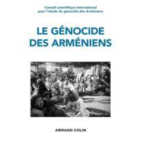 Armand Colin - Le génocide des Arméniens
