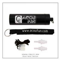 Acoufun - Fidelity Er20 black Metal Edition - Protection auditive