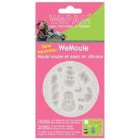 Wepam - Wemoule Pf00MD03 Porcelaine À Modeler Matriochka/GOURMANDISES