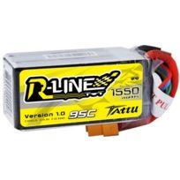 TATTU - Lipo R-Line 1550mAh 95C 4S1P
