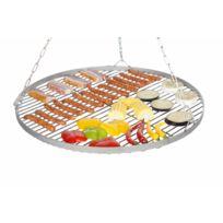 Cook - Maison De La Tendance - Grille en acier inoxydable Ø 80 cm