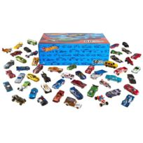 MATTEL HOT WHEELS - Pack de 50 Hot Wheels