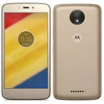 MOTOROLA - Moto C Plus - Or