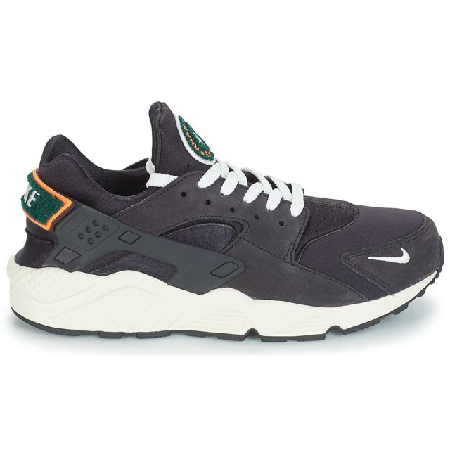new product 18686 26dd1 Nike - Basket mode Air Huarache Run Premium 704830015 - pas cher Achat   Vente  Baskets homme - RueDuCommerce