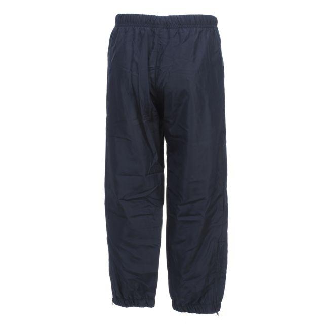 Sergio Tacchini - Pantalon de survêtement Parson fit pant nvy/or jr Bleu 78565 12