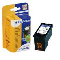 PELIKAN - Cartouche d'encre pour HP D4260 350XL/CB336 Noire