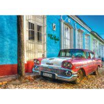 Schmidt Spiele - Puzzle 500 pièces : Via Reale : Cuba