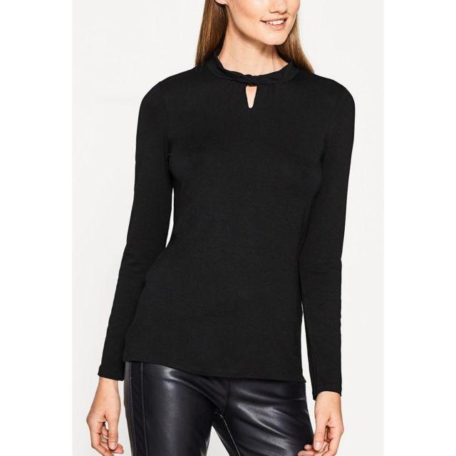 187810-tshirts-knot-detail-tee-femmes-esprit-107eo1k010.jpg 8fbbc2a4514