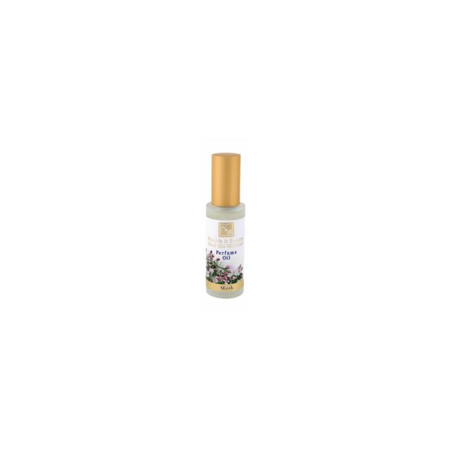 Health And Beauty - Mer Morte cosmétique - Dead Sea Minerals - Huile aromatique de luxe au musc - 30 ml