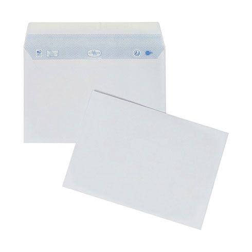 La Couronne Enveloppe 162 X 229 Mm 90 G Sans Fenêtre Blanche