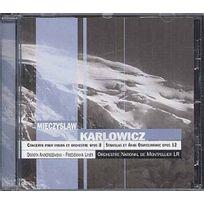 Accord - Mieczyslaw Karlowicz - Concerto pour violon opus 8, Stanislas et Anna Oswiecimowie, Poème symphonique opus 12