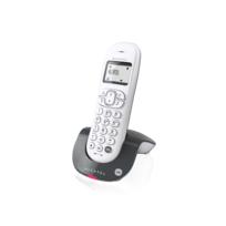 ALCATEL - Téléphone fixe sans fil sans répondeur - C250 - Solo Gris