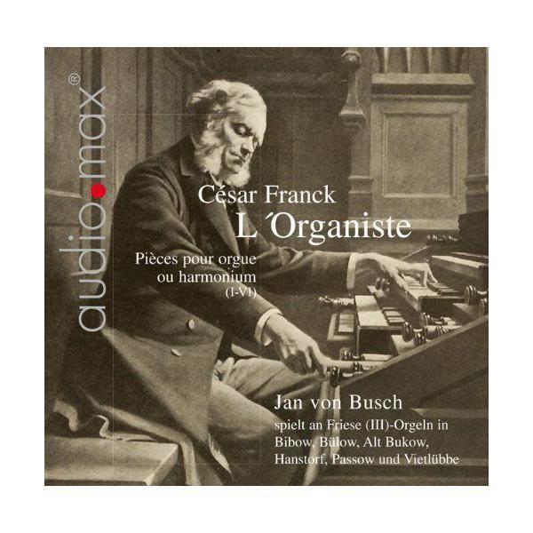 Mdg Pièces pour orgue ou harmonium I-vi