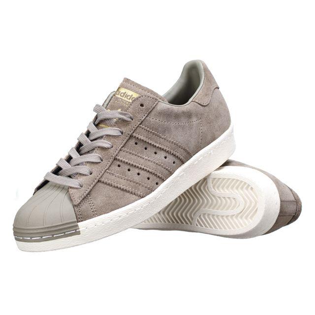 Bb2226 Adidas Superstar 80s Vente Kaki Pas Achat Basket Cher OOqF6w1