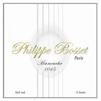 Bosset - Jeu de cordes guitare manouche Philippe - 10-45 à boule