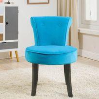 Petit fauteuil bleu Achat Petit fauteuil bleu pas cher Soldes