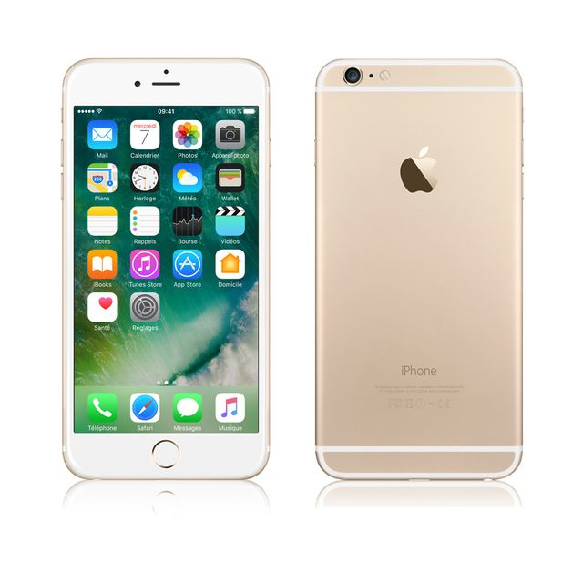 APPLE iPhone 6 Plus - 16 Go - Or - Reconditionné