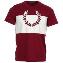 Printed Laurel Wreath T shirt