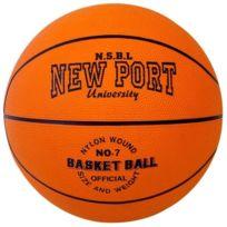 Wilson Ballon de basket Mvp traditional 6 series Orange